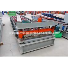 Stahlblech-Walzenformmaschine