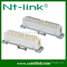 2014 hot selling krone 10 pair disconnection module,krone lsa-plus