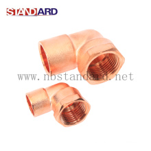Brass Plumbing Fittings with Plated