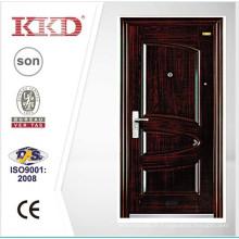 Egito popular Design porta de aço KKD-571 do fabricante de China