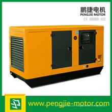 AC трехфазный небольшой охлаждаемый водой 30 кВт бесшумный дизельный генератор Цена завода в Китае
