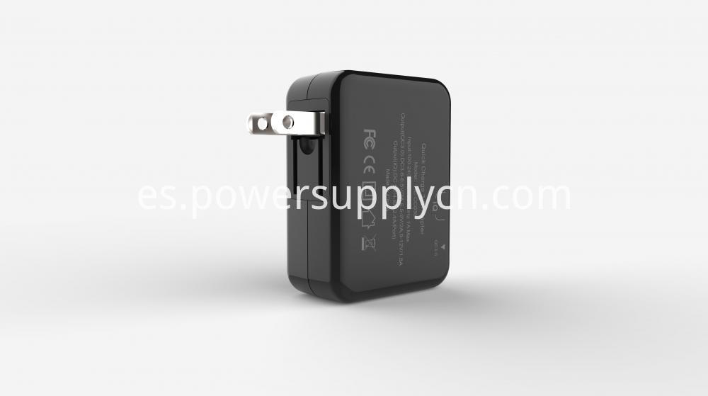 multi usb charger adapter