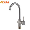 2018 Good contemporary nickle brushed zinc kitchen mixer tap