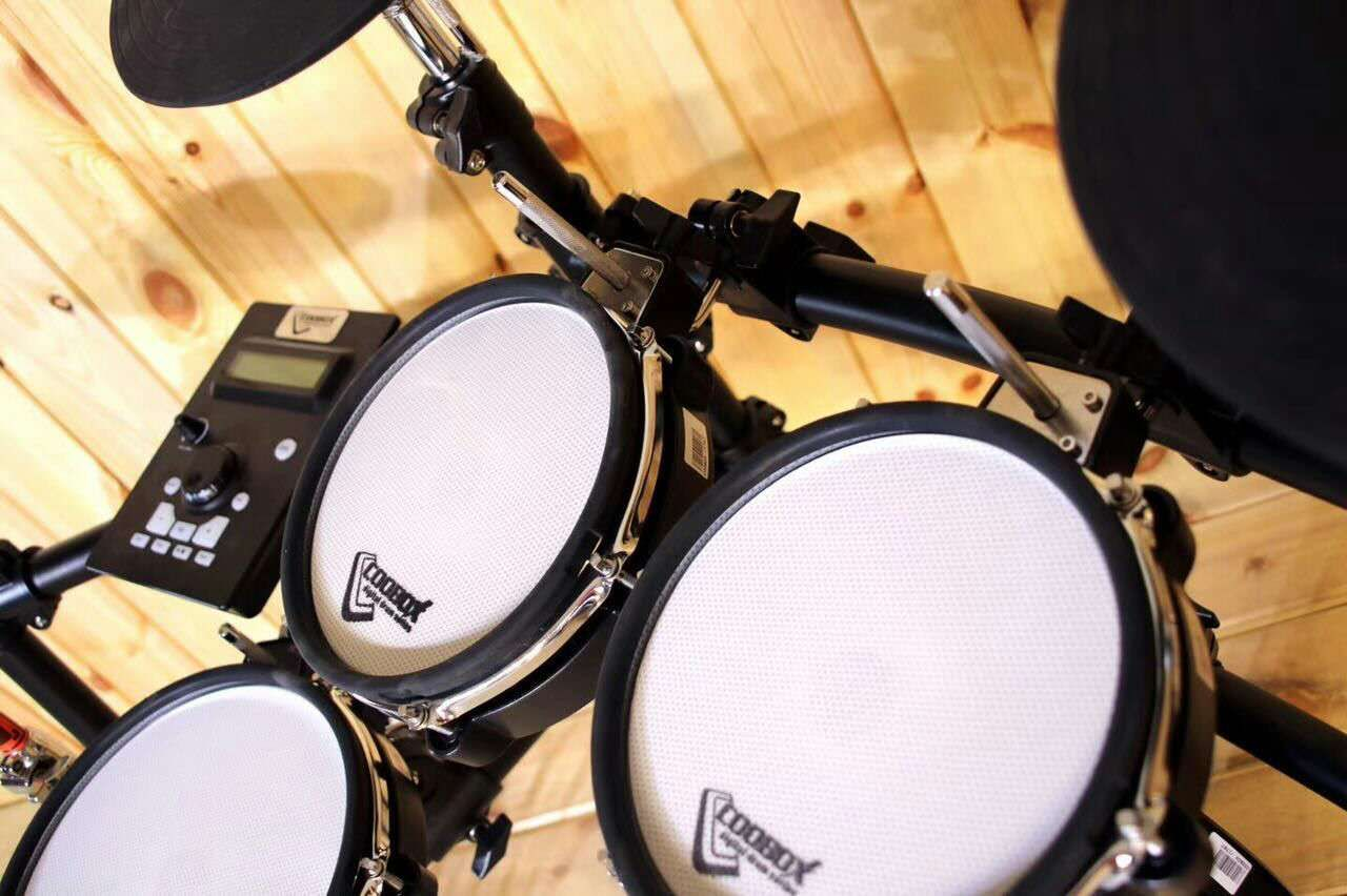 6 Pieces Jazz Drum Kit