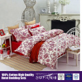 100% egyption cotton digital printed bedding set