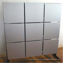 Paneles de aluminio hechos a la medida del panal para el revestimiento de la pared