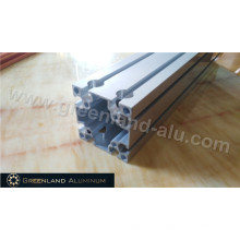 Further Processing Aluminium Profile for Flow Line Production Platform