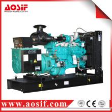 China top tierra generador 250kw / 313kva 60Hz 1800 rpm motor marino
