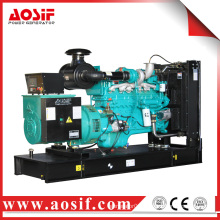 China top land generator set 250kw / 313kva 60Hz 1800 rpm marine engine