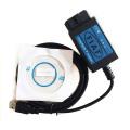 для FIAT сканера OBD2 USB двигатель подушка ABS диагностического сканера