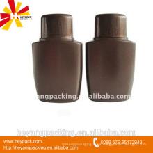 Botella de plástico HDPE 120ml de café
