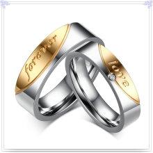 Modeschmuck Zubehör Edelstahl Ring (SR612)
