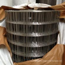 Нержавеющей стали сварные сетки в рулон Размер