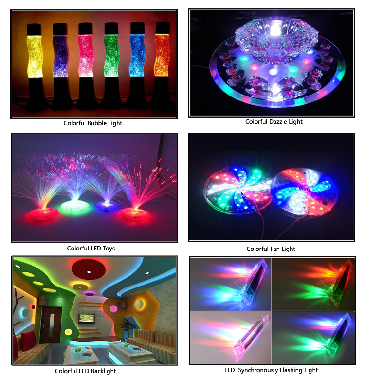 RGB LED application