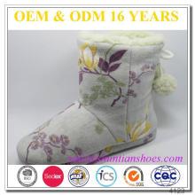 Calzado Botas Caliente Zapatos Para El Bebé