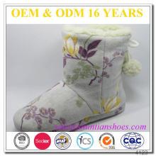 Calçado Botas Warm Shoes para o bebê