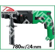 Broca de martelo de 780W 24mm (PT82506)