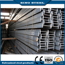 Hot Stock Size 100*55mm Carbon Steel I Beam