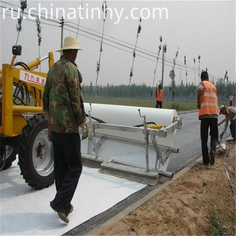Pet Non Woven For Construction