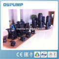Sewage Pump QW non-clogging centrifugal submersible agitator sewage pump