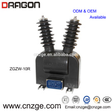 ZGZW-20G type 11kv outdoor voltage transformer ct pt