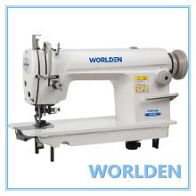 Máquina de costura de alta velocidade lado WD-5200 cortador Lockstitch