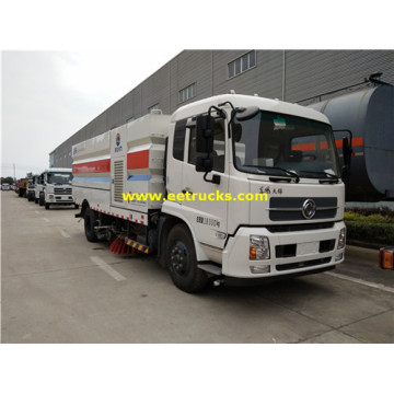Dongfeng 8000 Liters Street Sweeping Vehicles