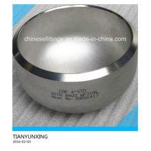 ANSI extremos accesorios de tubería soldada sin soldadura tapas de acero inoxidable