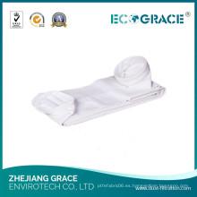 Paño del filtro de PTFE del paño de polvo de la resistencia de alta temperatura