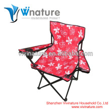 Fácil de llevar silla plegable para niños \ Kids Camp silla al aire libre \ Niño plegable tela Cómoda silla para niños