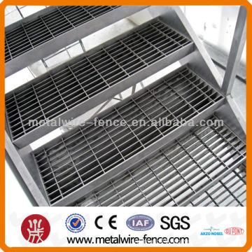 steel frame lattice grating