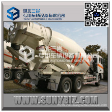 C C 10 Wheeler 12 M3 Concrete Mixer Truck