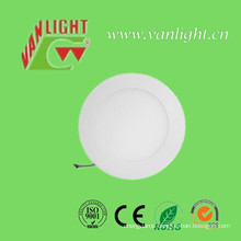 12W Round Slim Ceiling LED Panel Light