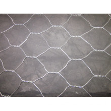 cheap hexagonal Wire Netting for chicken wire mesh gabion baskets