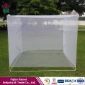 100% полиэстер Материал Инсектицид обработанный белый Москитная сетка Сделано в Китае