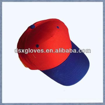 Boné de beisebol bonés de beisebol da forma dos jovens tampões de basebol coloridos brilhantes