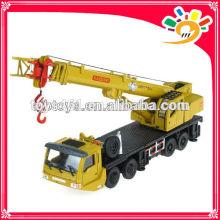 Diecast model crane high details 1:55 metal crane toy KDW model