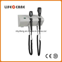 Medical Diagnostic Wall Unit Ophthalmoscope and Retinoscope