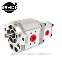 stainless series screw thread installation gear pump
