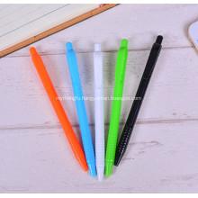 Promotional Custom Logo Plastic Ballpoint Pen