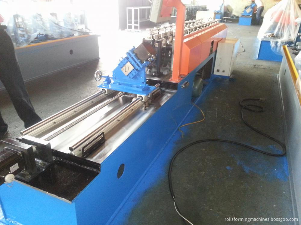 Furring Channel Frame Machine