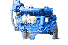 Weichai 200HP 6113ZLD Turbo Disel motores