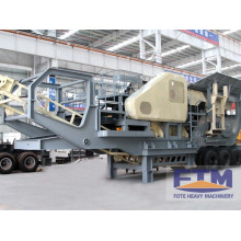 Mobile Crusher Machine/Low Cost Portable Crusher
