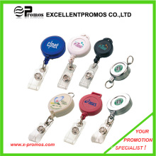Most Popular Logo Printed Advertising Badge Holder (EP-BH112-118)