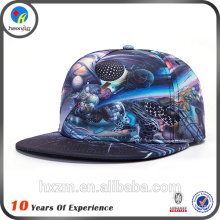 Impression personnalisée bon marché logo snapback caps