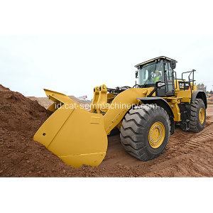 Wheel Loader CAT 980L Asli Untuk Loader Depan