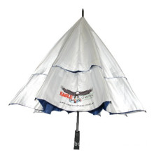 Windproof Golf Umbrella Double Layer (BR-ST-104)
