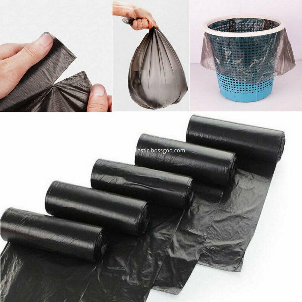 Rubbish-Garbage-Bag-Durable-Disposable-Clean-up-Plastic-Trash
