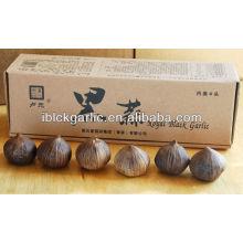 Healty и естественный черный подарок чеснока 4 ПК / коробка
