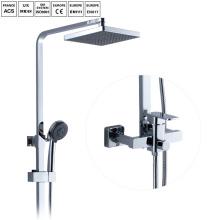 Ванная комната раздвижные тропический душ набор смеситель для душа набор